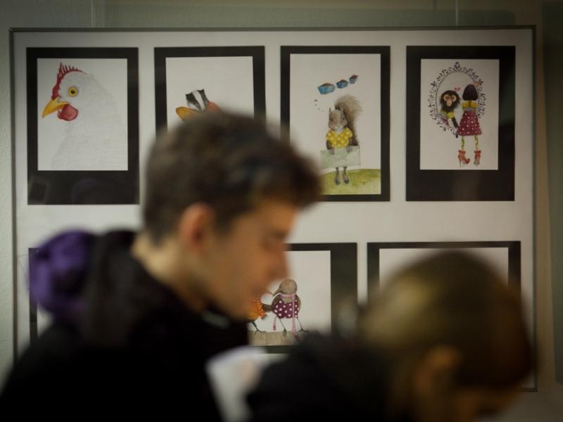 ilustracije Mateje Jager<br />foto: Matej Povše