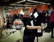 Erika Felicijan - Patsy (organizator in avtor projekta ARTish)<br />foto: Matej Povše